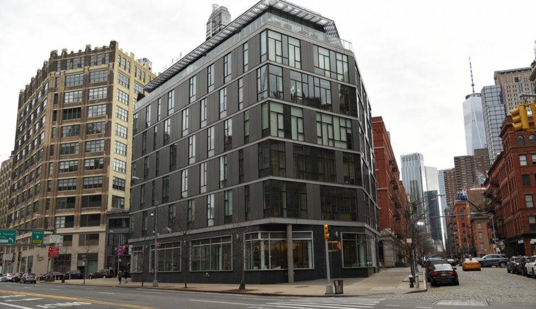 The Zinc 474 Greenwich Street